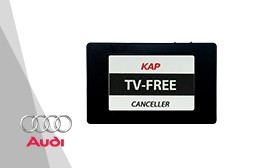 TV-FREE for AUDI - A4 / A8